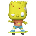The Simpsons - Treehouse Of Horror Bart Zombie Pop! Vinyl Figure - Packshot 1