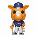 MLB - Rangers Captain Pop! Vinyl Figure - Packshot 1