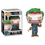 DC Comics - Batman - Death of the Family - The Joker Pop! Vinyl Figure - Packshot 1