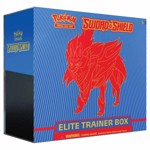 Pokemon - TCG - Sword & Shield Trainer Box - Packshot 1