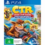 Crash Team Racing Nitro-Fueled - Packshot 1