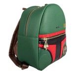 Star Wars - Boba Fett Loungefly Mini Backpack - Packshot 2