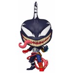 Marvel - Venomized Captain Marvel Pop! Vinyl Figure - Packshot 1