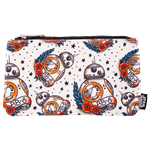 Star Wars - BB-8 Tattoo Loungefly Pencil Case - Packshot 1