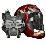 Marvel - Captain America: Civil War - Iron Man Helmet - Packshot 2