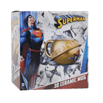 DC Comics - Superman - Daily Planet Moulded Mug - Packshot 2