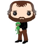 Muppets - Jim Henson with Kermit Pop! Vinyl Figure - Packshot 1