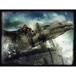 Harry Potter - Escape from Gringotts 3D-Image 500-Piece Puzzle - Packshot 2