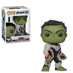 Marvel - Avengers: Endgame - Hulk (Team Suit) Pop! vinyl figure - Packshot 1