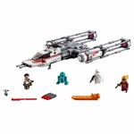 Star Wars - LEGO Resistance Y-Wing Starfighter - Packshot 2