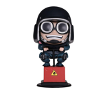 Rainbow Six Siege - Six Collection - Thermit Chibi Figure - Packshot 1