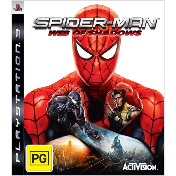 Spider-Man: Web of Shadows - Packshot 1