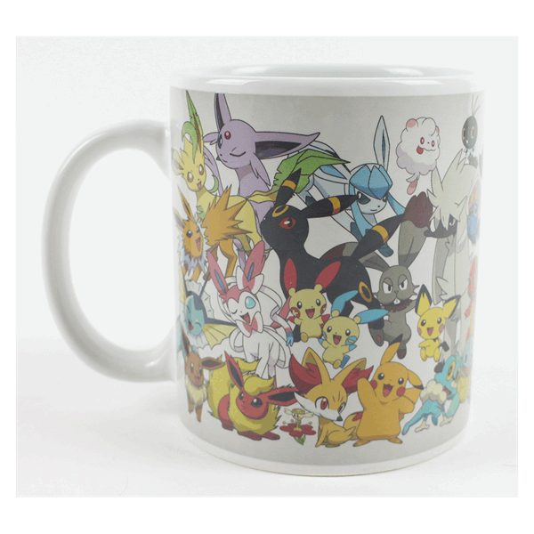 Pokemon - Pokeball Heat Changing Mug - Packshot 4