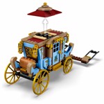 Harry Potter - LEGO Beauxbatons' Carriage: Arrival at Hogwarts Construction Set - Packshot 2