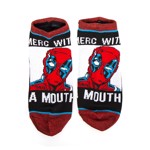 Marvel - Deadpool 5 Pack Socks - Packshot 3