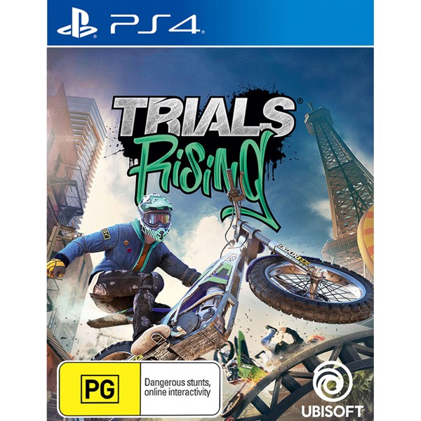 Trials Rising - Packshot 1