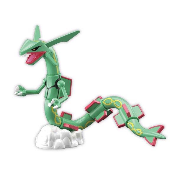 Pokemon -  Rayquaza Diy Kit Figure - Packshot 1