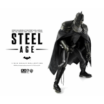 DC Comics - Batman: Steel Age - Night Batman 1/6 Scale ThreeA Figure - Packshot 2