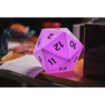 Dungeons & Dragons - Colour Changing D20 Lamp - Packshot 3