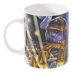 Marvel - Secret Wars - Thanos Infinity Stones Mug - Packshot 2