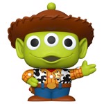 "Disney - Pixar Remix - Alien as Woody 10"" Pop! Vinyl Figure - Packshot 1"
