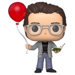 Stephen King - Stephen King with Red Balloon & Book Pop! Vinyl Figure - Packshot 1