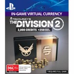 Tom Clancy's The Division 2 - 2250 Credits - Packshot 1