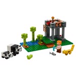Minecraft - LEGO The Panda Nursery - Packshot 2