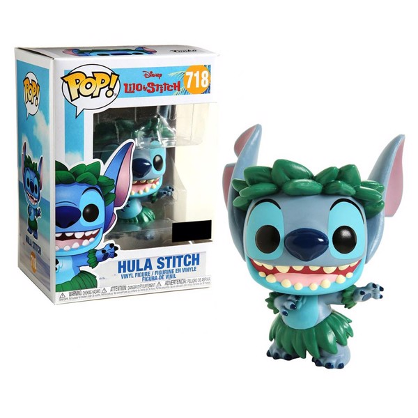 Disney - Lilo and Stitch - Stitch Hula Pop! Vinyl Figure - Packshot 1