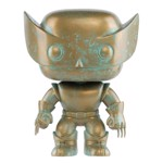 Marvel - 80th Anniversary X-Men Wolverine Patina Pop! Vinyl Figure - Packshot 1