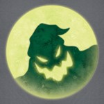 Disney - The Nightmare Before Christmas - Oogie Boogie Glow In The Dark T-Shirt - S - Packshot 2