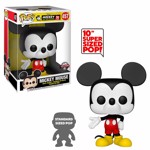 "Mickey Mouse - Mickey Mouse (Colour) 10"" Pop! Vinyl Figure - Packshot 1"