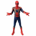 Marvel - Avengers: Endgame - Iron Spider with Web Accessories Metacolle Figure - Packshot 3