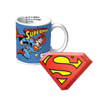 DC Comics - Superman Mug & Stressball Gift Pack - Packshot 1