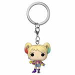 Birds of Prey - Harley Caution Tape Pocket Pop! Keychain Figure - Packshot 1