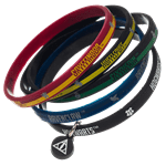 Harry Potter - 5 Piece Rubber Bracelet Set - Packshot 1