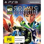 Ben 10: Ultimate Alien - Cosmic Destruction - Packshot 1