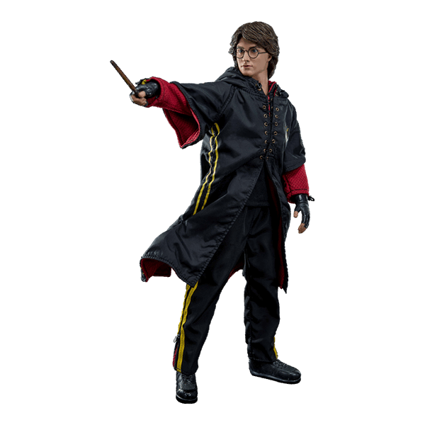Harry Potter - Harry Potter (Triwizard Tournament Version) 1/6 Scale Collectable Action Figure - Packshot 1