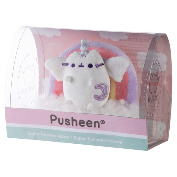 Pusheen - Super Pusheenicorn On Cloud 15cm Collector Set - Packshot 2