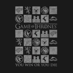 Game of Thrones - House Check T-Shirt - XXL - Packshot 2