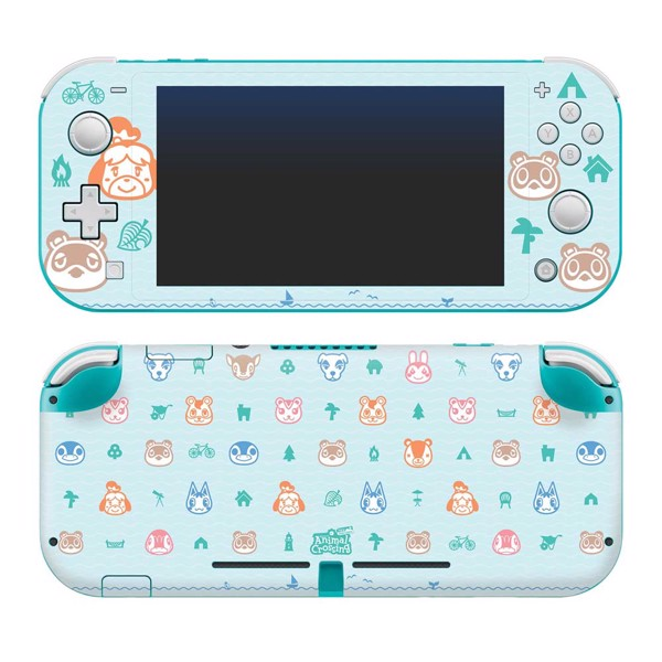 Animal Crossing - Controller Gear Outdoor Nintendo Switch Lite Decal - Packshot 1