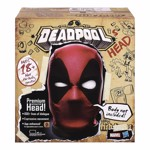 Marvel Legends Deadpool's Head Premium Interactive Head - Packshot 3