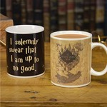 Harry Potter - Marauder's Map Heat-Changing Mug - Packshot 3