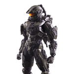 Halo - Halo 5: Guardians - Master Chief Play Arts Kai Figure - Packshot 2