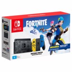 Nintendo Switch Fortnite Special Edition Console - Packshot 4