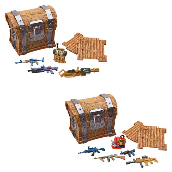 Fortnite - Loot Chest Collectible Accessory Blind Box - Packshot 4