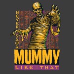 Universal - The Mummy  T-Shirt - Packshot 2