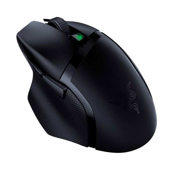 Razer Basilisk X HyperSpeed Wireless Gaming Mouse - Packshot 2