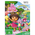 Dora the Explorer: Dora's Big Birthday Adventure - Packshot 1
