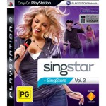 Singstar Volume 2 Standalone - Packshot 1